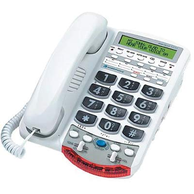 Voice Carry Over Telephone