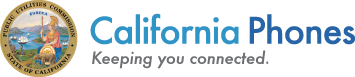 California Phones - Keeping You Connected logo