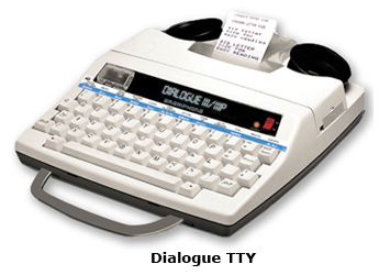 Photo of Dialogue TTY