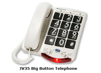 Photo of JV35 Big Button Telephone