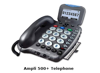 Photo of Ampli 500+ Telephone