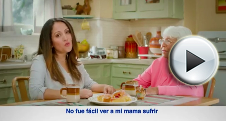 spanish TV ad